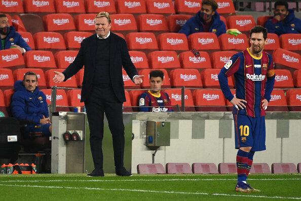 بارسلونا,یک چهارم نهایی کوپا دل ری
