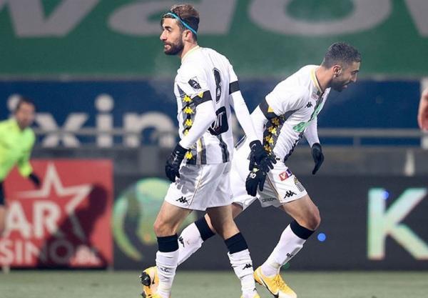 لژیونرهای ایرانی در مسابقات فوتبال,مهرداد محمدی