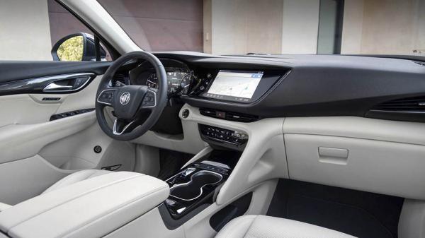 خودروی بیوک انویژن مدل ۲۰۲۱,جدیدترین خودروی بیوک انویژن