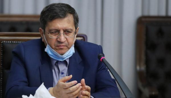 عبد الناصر همتی,رئیس بانک مرکزی
