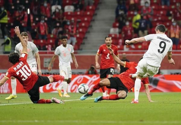 جام باشگاههای جهان,دیدار بایرن مونیخ و الاهلی مصر