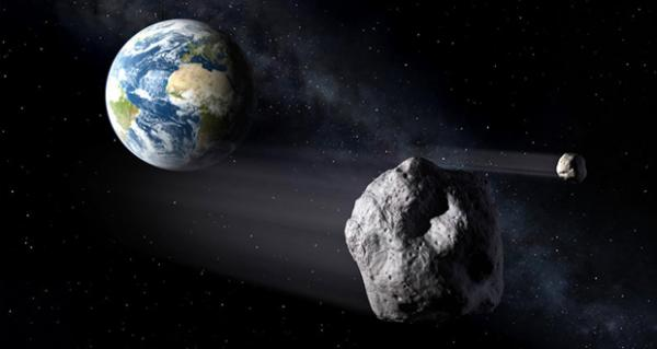 نزدیک شدن ۲ سیارک عظیمالجثه به زمین,نزدیک شدن دو سیارک به زمین
