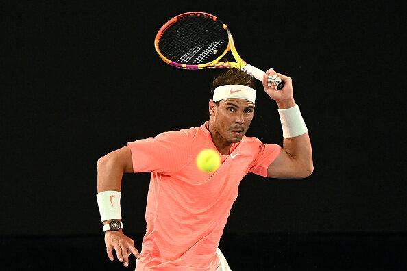 تنیس اپن استرالیا,رافائل نادال