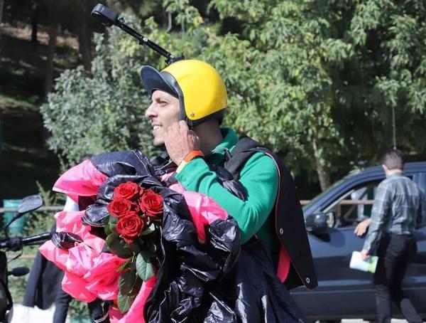جزئیات سقوط مرگبار چترباز معروف در تهران