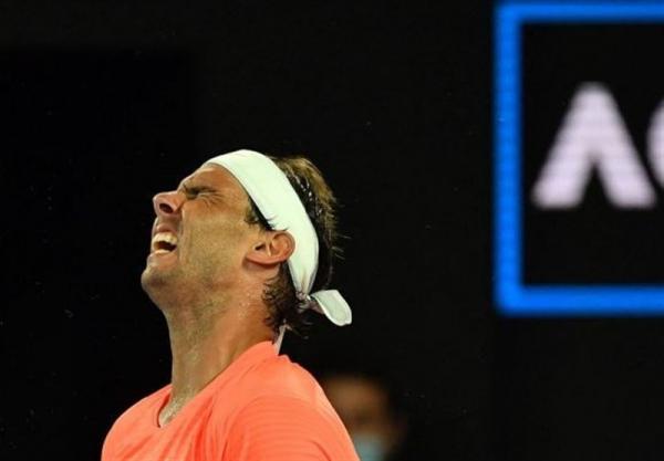 رافائل نادال,حذف نادال از تنیس اوپن استرالیا