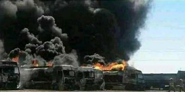انفجار در گمرک اسلام قلعه,انفجار در گمرک افغانستان