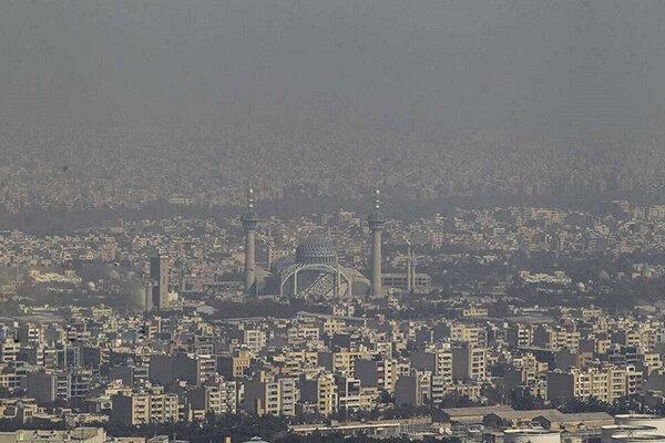 آلودگی هوا اصفهان,وضعیت آب و هوای اصفهان