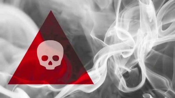 گاز گرفتگی,مسمومیت با مونوکسید کربن