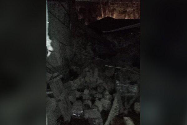 انفجار در جمهوری آذربایجان,انفجاری شدید در شهر خیردالانِ جمهوریآذربایجان