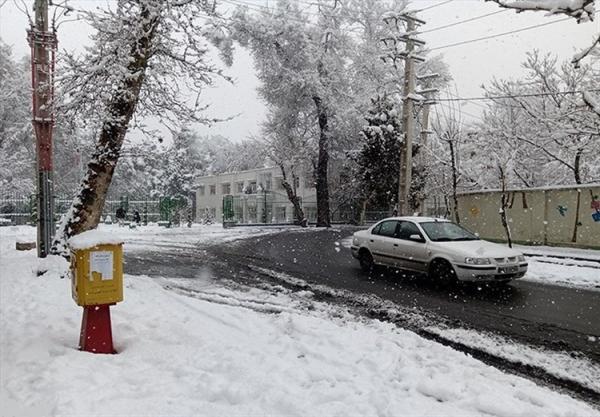 وضعیت آب و هوای کشور در بهمن 99,بارش برف در کشور