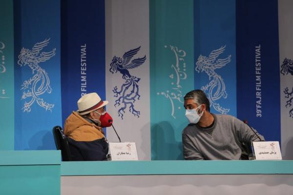 نشست خبری فیلم شیشلیک,دومین روز سی و نهمین جشنواره فیلم فجر