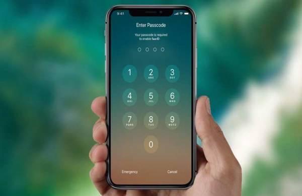 بازکردن قفل آیفون با ساعت اپل,گوشی آیفون