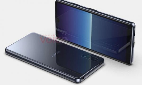 موبایل سونی با نمایشگر ۵.۵ اینچی,تلفن همراه