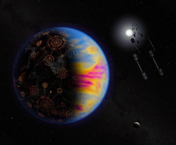 سیارات,فرازمینی ها