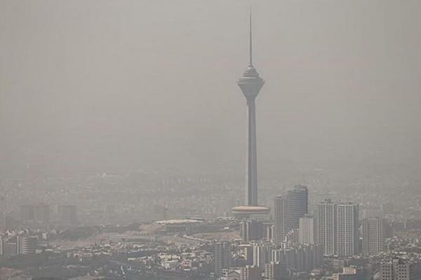 هوای تهران,فلزات سنگین