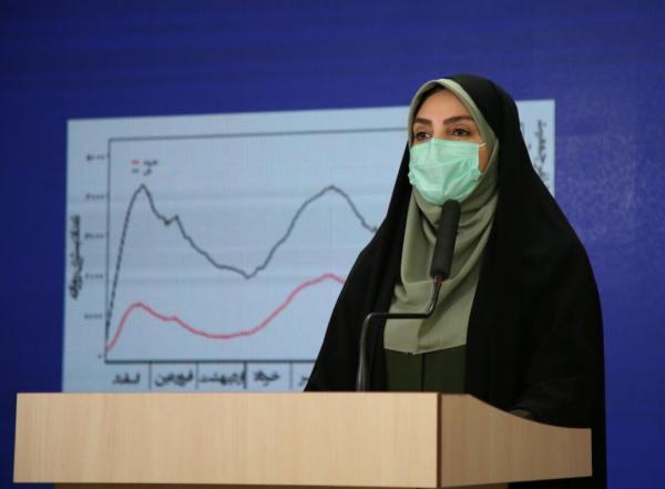 سیماسادات لاری,سخنگوی وزارت بهداشت