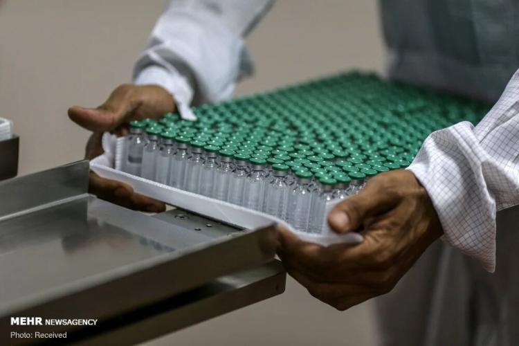تصاویر بزرگترین کارخانه تولید واکسن در جهان,عکس های تولید واکسن کرونا در هند,تصاویر مؤسسه سرم سازی ایندیا در هند