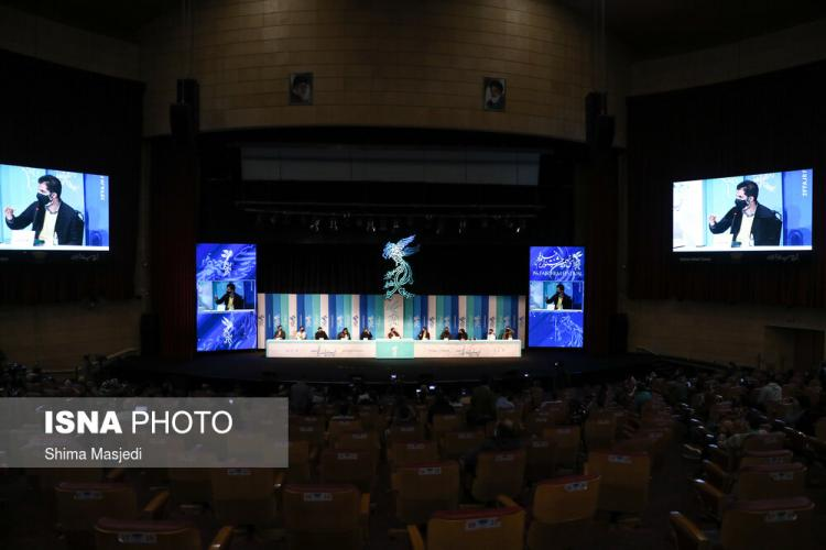 تصاویر هفتمین روز از سی و نهمین جشنواره بین المللی فیلم فجر,عکس های سی و نهمین جشنواره بین المللی فیلم فجر,تصاویر جشنواره فیلم فجر سی و نهم