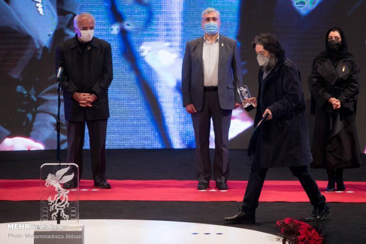 تصاویر مراسم اختتامیه سی و نهمین جشنواره فیلم فجر,عکس های اختتامیه جشنواره فیلم فجر,تصاویری از اختتامیه جشنواره فجر
