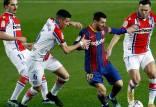 نتایج رونالد کومان بارسلونا,نتایج بارسلونا