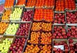 شرایط میوه در بازار اهواز,قیمت های جدید میوه