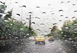 باد و باران در تهران,پیش بینی وضع آب و هوا