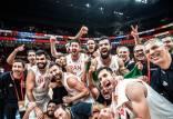 قرعه کشی مسابقات بسکتبال المپیک توکیو,تیم ملی بسکتبال ایران