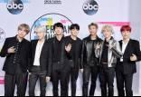 گروه BTS چهره هنری برتر سال ۲۰۲۰,گروه بی تی اس