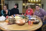 شام ایرانی,شام ایرانی با بازیگران طنز