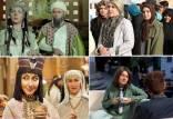 بازیگران زن, کلاه گیس