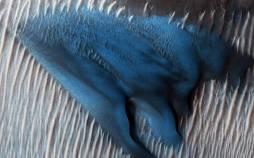 تصاویر دیدنی از سطح مریخ,عکس مریخ,تصاویر مریخ