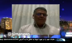 فیلم | رئیس بیمارستان سینا تهران: شیوع ویروس انگلیسی ۵ برابر است و میزان مرگومیر را ۳ برابر کرده است!
