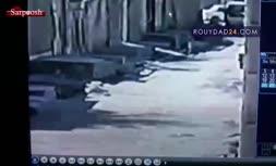 فیلم/ لحظه غرق شدن کودک 3 ساله در کوت عبدالله