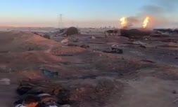 فیلم | گمرک اسلام قلعه افغانستان یک روز پس از انفجار و آتشسوزی!