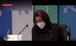 فیلم/ فاطمه معتمدآریا: اگر من نبودم و انصاریان زنده بود مردم ایران انقدر غمگین نبودند