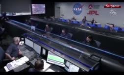 فیلم/ فرود موفقیت آمیز مریخ نورد استقامت بر سیاره سرخ
