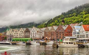 تصاویر بهترین شهرهای کوچک جهان,عکس های زیبا در دنیا,عکس های شهر کوچک Monocle