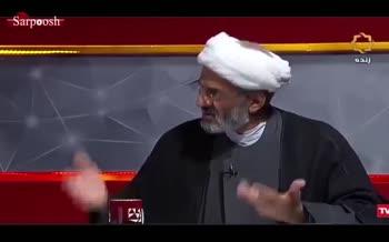 فیلم/ توهین عجیب به رئیس جمهور روی آنتن زنده شبکه ۴