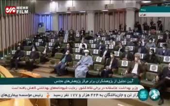 فیلم/ پاسخ قالیباف به روحانی: اینقدر نادان نیستیم