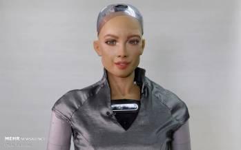 تصاویر شروع تولید انبوه رباتهای انساننمای سوفیا,عکس های تولید ربات سوفیا,تصاویر رباتهای انساننمای سوفیا
