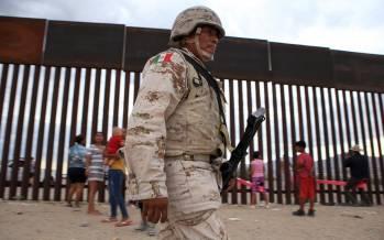 الاکلنگهای مرز آمریکا و مکزیک برنده بهترین طراحی سال 2020,تصاویر مرز مکزیک و آمریکا,عکس های الاکلنگهای مرز آمریکا و مکزیک