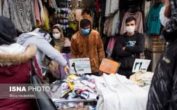 تصاویر بازار بزرگ تهران در روزهای پایانی سال ۹۹,عکس های بازار تهران,تصاویر بازار تهران در روزهای پایانی سال