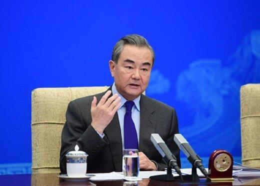 وزیر امور خارجه چین,آمادگی آمریکا برای بازگشت به برجام