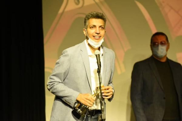مراسم انتخاب برترینهای جشنواره فیلمهای ورزشی,جایزه عادل فردوسی پور