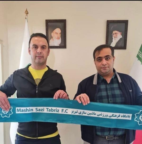 مهدی پاشازاده, سرمربی جدید باشگاه فوتبال ماشین ساز