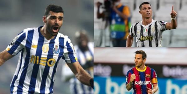 فهرست گلزنان برتر سال 2021,لیست گلزنان برتر سال 2021