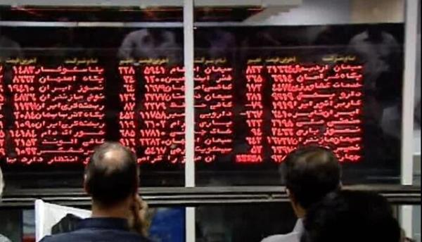 شاخص کل بورس تهران در آغاز معاملات,واگذاری سهام شرکتها د بورس