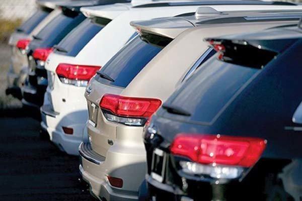 حقوق ورودی خودروهای سواری,تعرفه خودروهای وارداتی