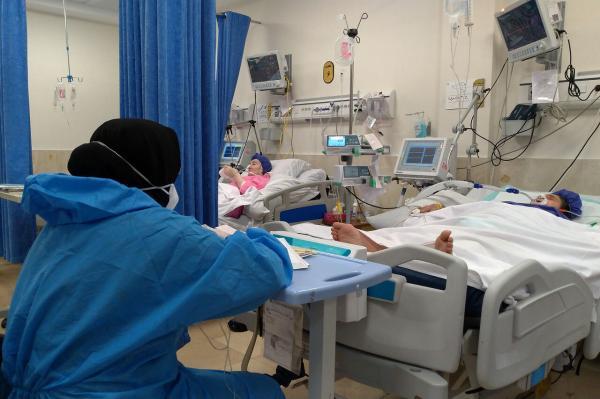 وضعیت بستری بیماران مبتلا به کووید-۱۹,ویروس جهش یافته کرونا