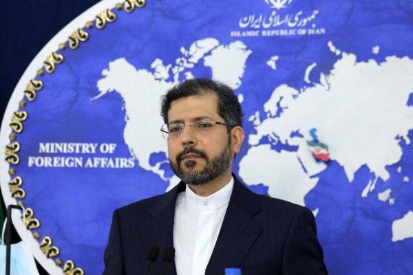 سخنگوی وزارت خارجه,سعید خطیب زاده